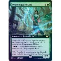 Dragonsguard Elite FOIL STX PROMO NM