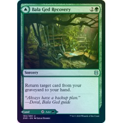 Bala Ged Recovery // Bala Ged Sanctuary FOIL ZNR NM