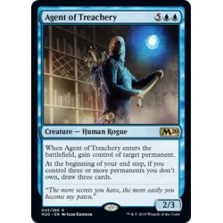 Agent of Treachery M20 NM