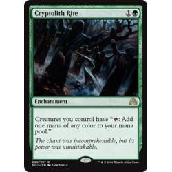 Cryptolith Rite SOI NM