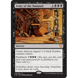 Army of the Damned C18 NM