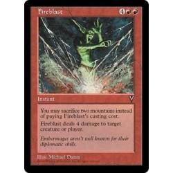 Fireblast VIS SP