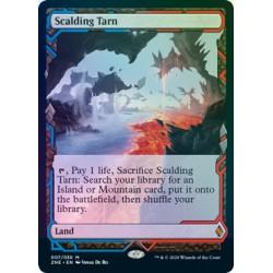 Scalding Tarn FOIL ZNE NM Auction June 19, 2021
