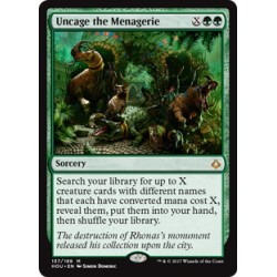Uncage the Menagerie HOU NM