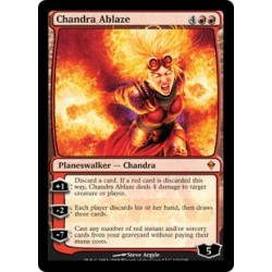 Chandra Ablaze ZEN NM