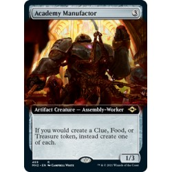 Academy Manufactor (Extended) MH2 NM