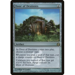Door of Destinies PRE-RELEASE FOIL MOR NM