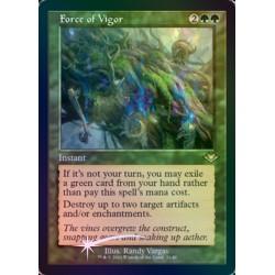 Force of Vigor (Retro) ETCHED FOIL H1R NM