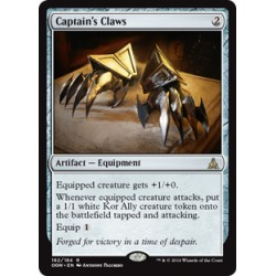 Captain's Claws OGW NM