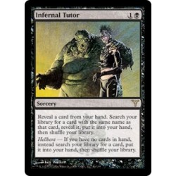 Infernal Tutor DIS NM