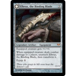 Elbrus, the Binding Blade DKA NM