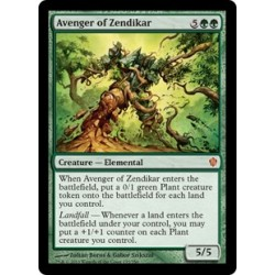 Avenger of Zendikar C13 NM