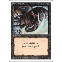 Dark Ritual 3ED SP