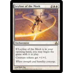 Leyline of the Meek GPT NM-