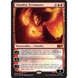 Chandra, Pyromaster M15 NM
