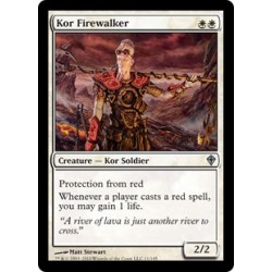 Kor Firewalker WWK NM