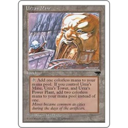 Urza's Mine (Mouth) CHR NM