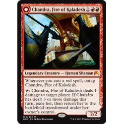 Chandra, Fire of Kaladesh ORI NM
