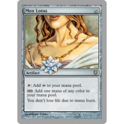 Mox Lotus UNH NM