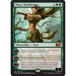 Nissa, Worldwaker M15 NM