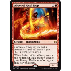 Abbot of Keral Keep ORI NM