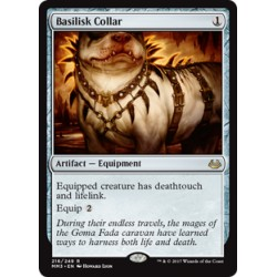 Basilisk Collar MM3 NM