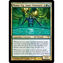 Momir Vig, Simic Visionary DIS SP