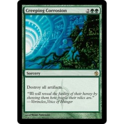 Creeping Corrosion MBS NM