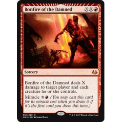 Bonfire of the Damned MM3 NM
