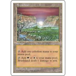 Brushland 5ED SP