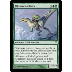 Allosaurus Rider CSP SP