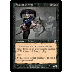 Avatar of Woe TSP NM