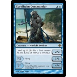 Coralhelm Commander ROE NM