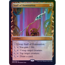Staff of Domination FOIL MPS NM