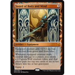Sword of Body and Mind MPS NM