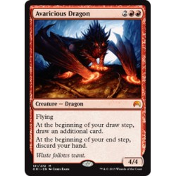 Avaricious Dragon ORI NM