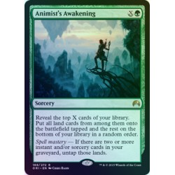 Animist's Awakening FOIL ORI NM