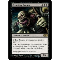 Cemetery Reaper M12 NM
