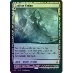 Godless Shrine FOIL MPS NM