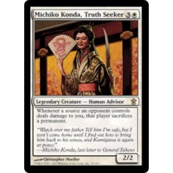 Michiko Konda, Truth Seeker SOK SP