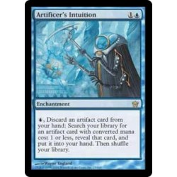 Artificer's Intuition 5DN NM