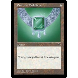 Emerald Medallion TMP NM