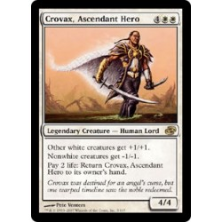 Crovax, Ascendant Hero PLC NM