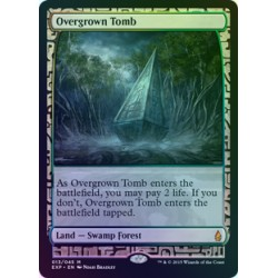 Overgrown Tomb FOIL MPS NM