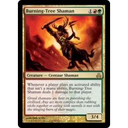 Burning-Tree Shaman GPT NM