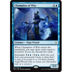Champion of Wits HOU NM