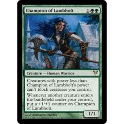 Champion of Lambholt AVR NM