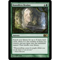 Boundless Realms M13 NM