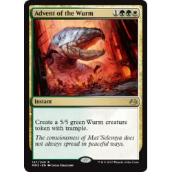 Advent of the Wurm MM3 NM