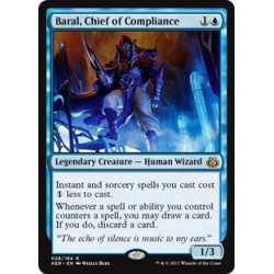 Baral, Chief of Compliance AER NM